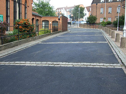 Tarmac Surfacing Works